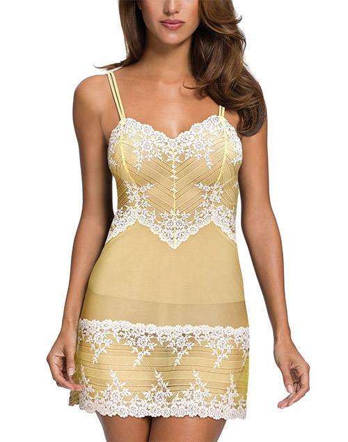 99f4ff66f52 ... Embrace Lace Chemise in Pale Banana White Alyssum ...