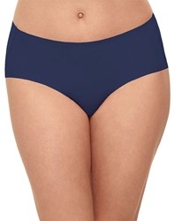 Wacoal Flawless Comfort Hipster in Twilight Blue