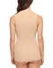 Wacoal Flawless Comfort Tank Top in Sand, Back View