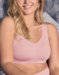 Flawless Comfort Wire Free Bra in Zephyr