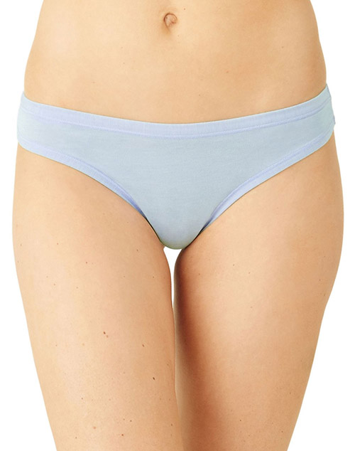Future Foundation Ultra Soft Thong in Serenity