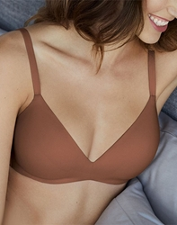 How Perfect Wire Free Bra in Clove