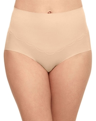 Wacoal Inside Edit Shaping Brief in Sand