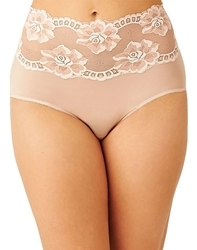 Light and Lacy Brief in Rose Dust