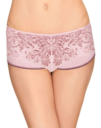 Wacoal Net Effect Boyshort in Ballerina Multi