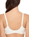 Wacoal Perfect Primer Wire Free Bra in White N/A, Back View