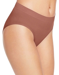 Skinsense Hi-Cut Brief in Cognac