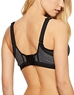 Sport Underwire Bra Style 855229, Back in Grey Heather