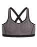 Sport Underwire Bra Style 855229 in Grey Heather