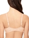 Wacoal Style Standard T-Shirt Bra in Rose Dust, Back View