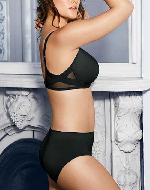 75e03b353 ... Ultimate Smoother T-Shirt Bra and Matching Panty in Sand ...