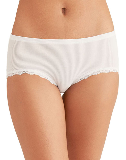 Wacoal b.tempt'd Innocence Hipster in White