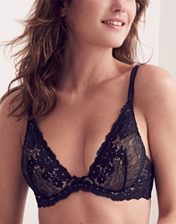b.temptd Insta Ready Plunge Underwire Bra in Black