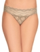 b.tempt'd Lace Kiss Thong in Au Natural