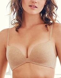 B.Temptd B.Splendid Wire Free Bra in Au Natural/Heather