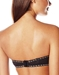 b.tempt'd Faithfully Yours Strapless Bra in Black, Back View