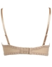 b.tempt'd Faithfully Yours Strapless Bra in Au Natural, Back with Straps