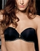 b.tempt'd Faithfully Yours Strapless Bra in Night