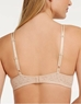 b.tempt'd Modern Method Underwire Bra, Back View in Au Natural