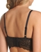 b.tempt'd Undisclosed 3/4 Underwire Bralette, Back View in Night