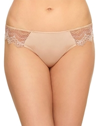 b.temptd Wink Worthy Thong in Au Natural