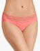 b.tempt'd b.bare Hipster Panty in Calypso Coral