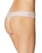 b.tempt'd b.bare Thong Panty, Back View in Rose Smoke